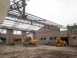 déconstruction bâtiment