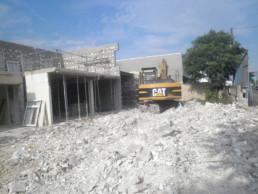 travaux de deconstruction